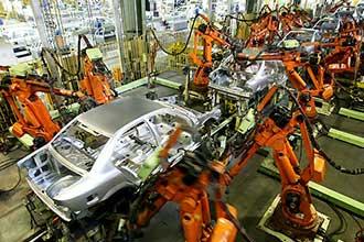 سیستم کنترل هوشمند خودرو در نمایشگاه ربع رشیدی رونمایی شد