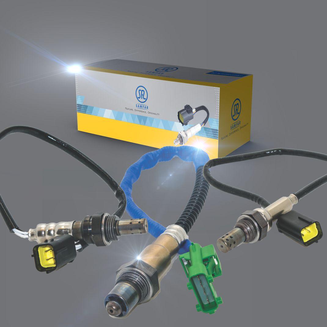 سنسور اکسیژن (O2S)