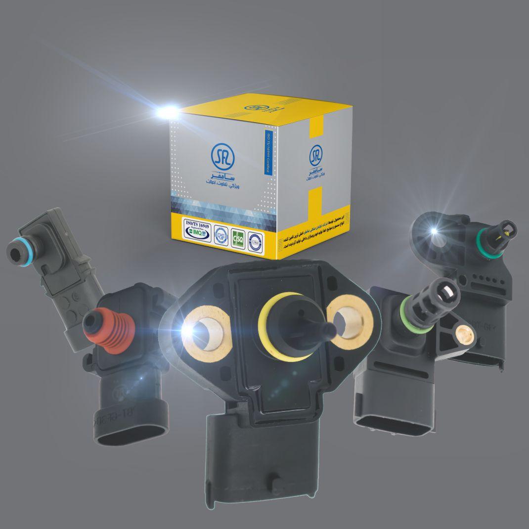 سنسور فشار و دمای هوای مانیفولد (TMAP)